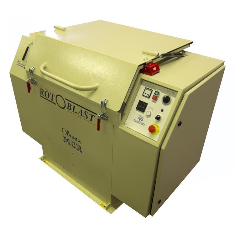 Automatic Shot Blasting Rotoblast Cleaning Cabinets