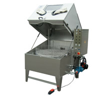 Aircraft Wheel & Brake Washing Machine