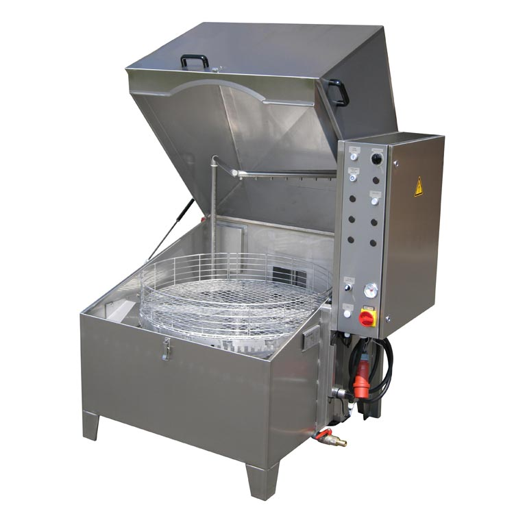Industrial Cabinet Washers ~ Automotive parts washer machines