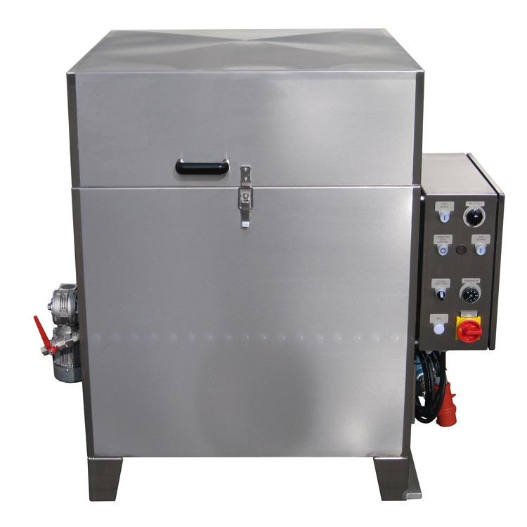 Shot Blasting Cabinets and Degreasing Washers Equipment