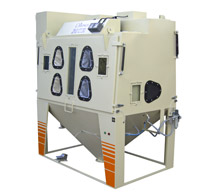 Superload Large Shot Blasting Cabinet